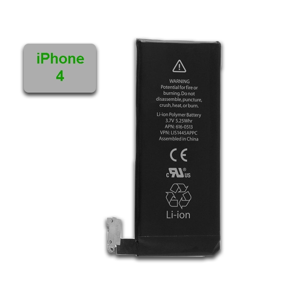 Batterie pour APPLE iPhone 4