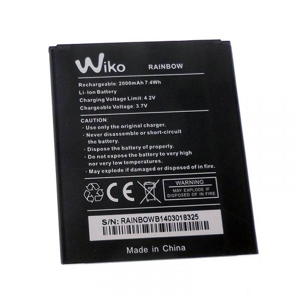 Batterie WIKO RAINBOW - 2000 mAh