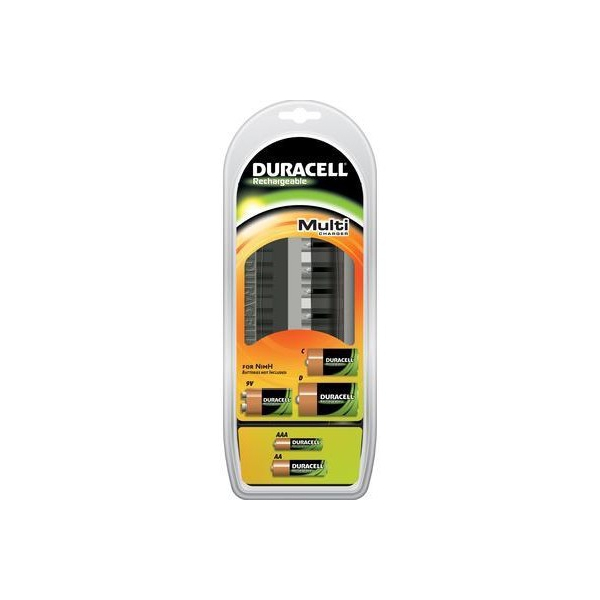 Chargeur CEF22 DURACELL - Multi Universal