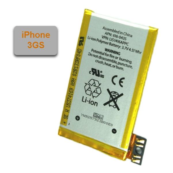 Batterie pour APPLE iPhone 3GS