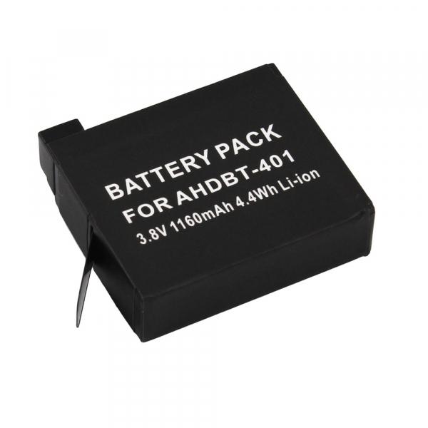 Batterie de rechange - Compatible GoPro Hero 4