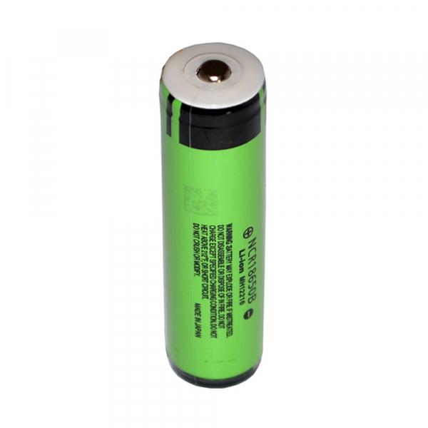 Accu 18650 PANASONIC - Avec protection - 3100 mAh - Lithium ion 3.7V