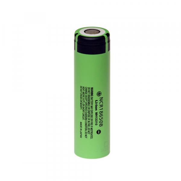 Accu 18650 PANASONIC - Sans protection - 3100 mAh - Lithium ion 3.7V