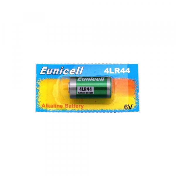 Pile 4LR44 EUNICELL - Blister de 1 - Alcaline