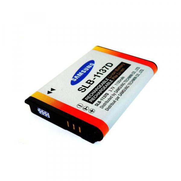 Batterie appareil photo Samsung - SLB-1137D - 1100 mAh