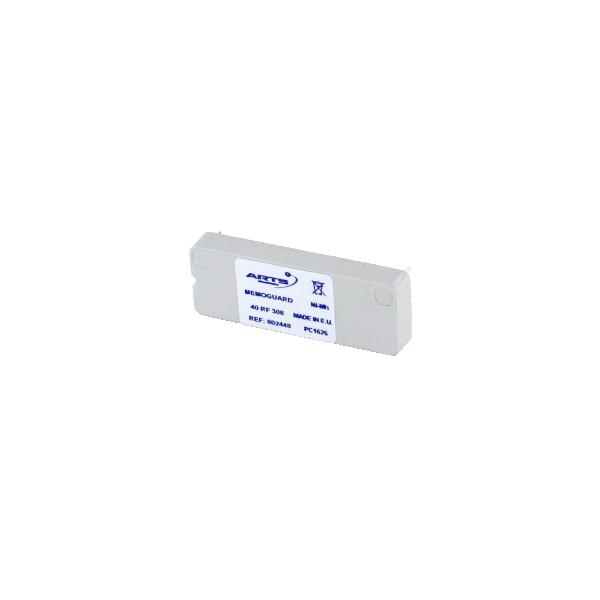 Batterie à souder ARTS Memoguard - 40RF308 - 3,6V - 80 mAH