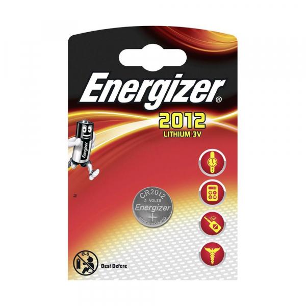 Pile électronique CR2012 ENERGIZER - Blister de 1 - Lithium 3V