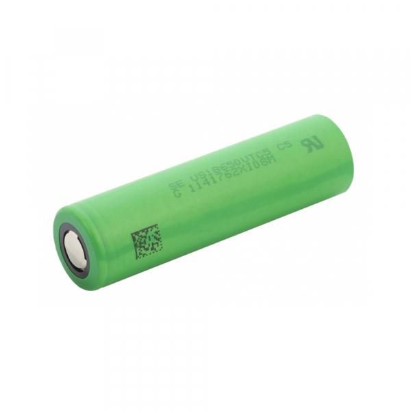 Accu 18650 SONY - Sans protection - 2600 mAh - Lithium ion 3.6V
