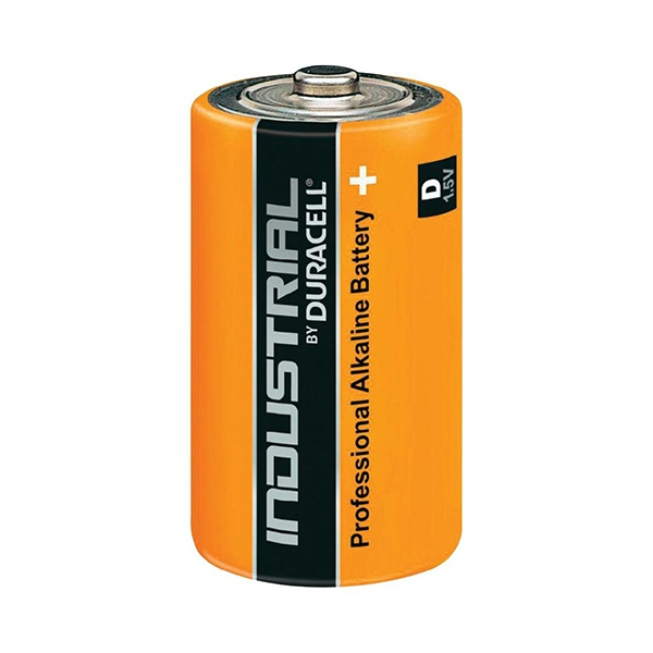 Pile industrielle LR20 INDUSTRIAL BY DURACELL - MN1300