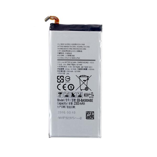 Batterie SAMSUNG GALAXY A5 / A5 Duos - 2300 mAh