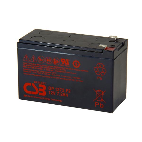 Batterie CSB plomb - 12V - 7.2 Ah