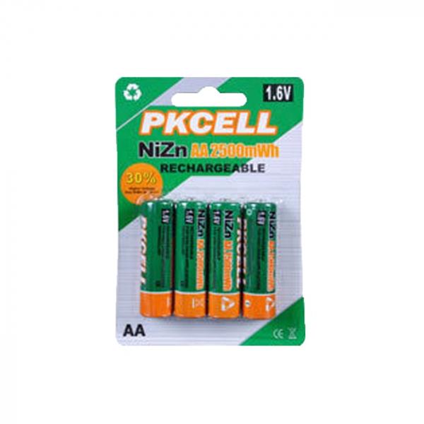 PKCELL AA NiZn - 2500mAh