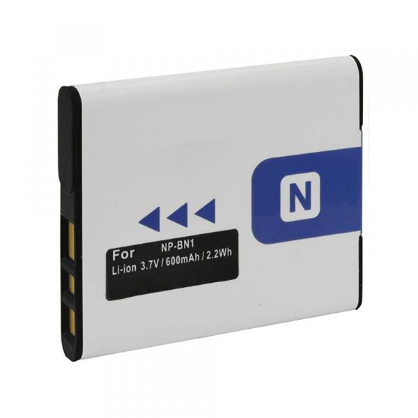Batterie NP-BN1 pour SONY CyberShot - 600 mAh