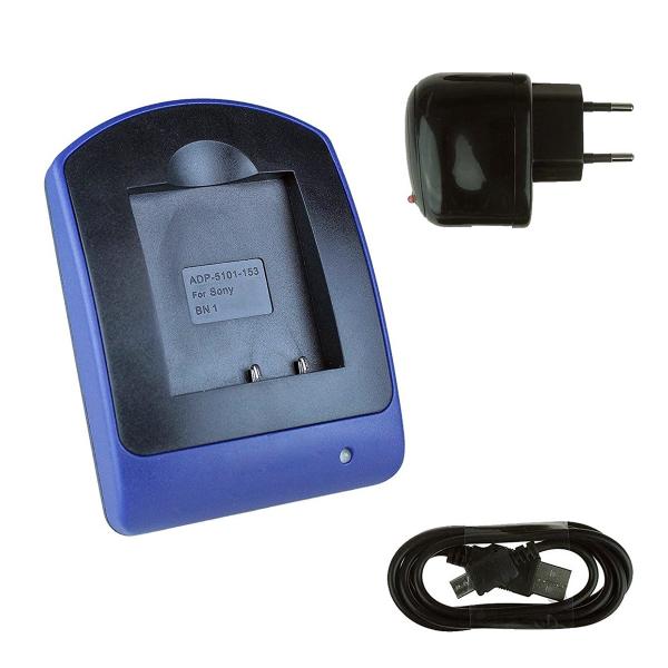 Chargeur de batterie NP-BN1 pour SONY CyberShot