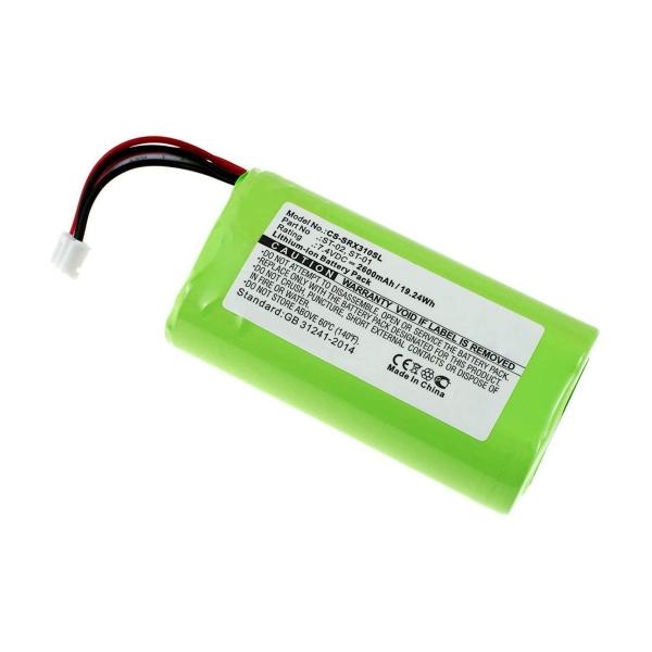 Batterie ST-01 pour SONY SRS-X3 / SRS-XB2 / SRS-XB20 - 2600mAh