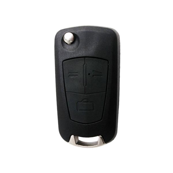 Boitier de télécommande - Clé Plip 3 boutons - OPEL - Astra / Corsa / Vectra / Zafira / Signum