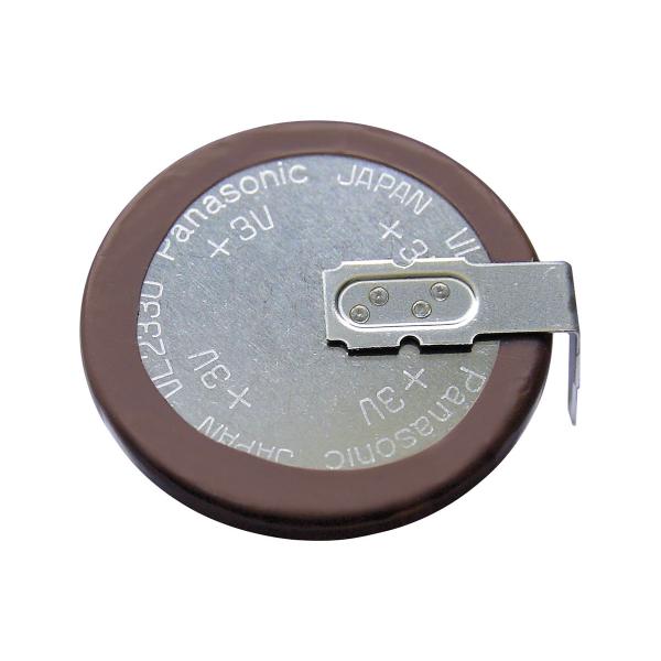 Accu VL2330-1HFE PANASONIC - Lithium 3V - 50 mAh - Rechargeable