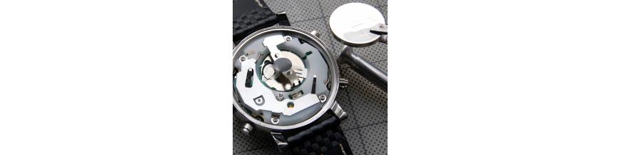 Piles de montre