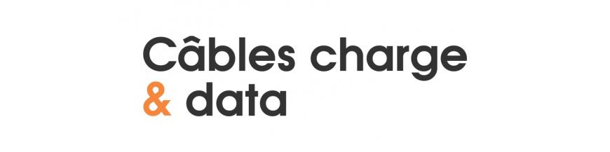 Câbles charge & data